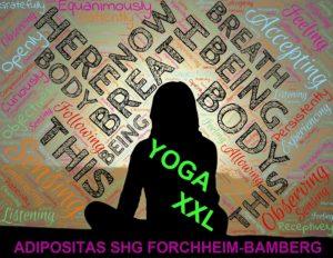 Yoga XXL @ Klinikum Forchheim, 1. Stock, Kursraum 1250 (ausgeschildert) | Forchheim | Bayern | Deutschland